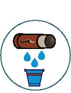 Recherches de fuites et/ou d'odeurs par enfumage